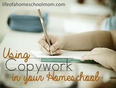 Learn how to use Charlotte Mason's copywork method successfully in your homeschool! Spelling And Handwriting, Spelling And Grammar, Charlotte Mason, Writing Lessons, Practical Gifts, Worksheets For Kids, Reading Skills, Lesson Plans, Literature
