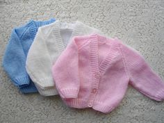 Free Knitting Pattern Baby V Neck Cardigan : 1000+ images about preemie things on Pinterest Preemies, Preemie babies and...