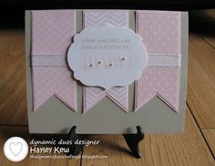 By Hayley Kew - Dynamic Duos #61-Soft and Subtle with Light Pink and Sand