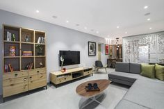 Find Fresh and Contemporary House Interior Design by Nitido Design