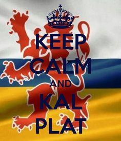 keep calm and kal plat