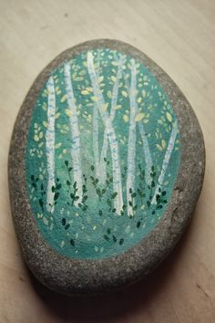 The Wild Forlorn: Painted Stones, Crafts and News
