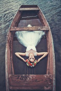 water wedding photography vintage glamour