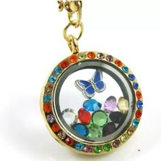 Buy 2 get 3 FREE! NWT Floating memory locket Jewelry Necklaces