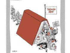 La imprenta de Clío: Humor para el lunes