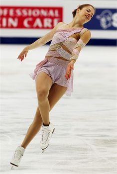 MOSCOW, RUSSIA - APRIL Carolina Kostner of Italy skates in the Ladies Free Skating during day seven of the 2011 World Figure Skating Championships at Megasport Ice Rink on April 2011 in Moscow, Russia. (Photo by Oleg Nikishin/Epsilon/Getty Images) Carolina Kostner, Skating Pictures, Women Figure, Ladies Figure, Ice Girls, World Figure Skating Championships, Medvedeva, Ice Princess, Suits