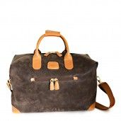 "Brics 18"" Cargo Duffle #brics #duffle Come see our Brics Collection at Silver of Westport or at silverofwestport.com"