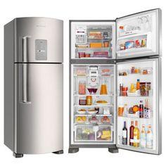 Dicas de organização de geladeira.