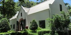 cape vernacular style homes - Google Search Vernacular Architecture, Architecture Design, South African Decor, Cape Dutch, Dutch House, Residential Architect, Cape Town South Africa, House Plans, Cottage