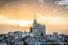 Ruta turística por Madrid (15 lugares recomendados)
