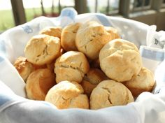 Spoon Rolls Recipe : Trisha Yearwood : Food Network  Saw this on Giada at Home this morning, want to try.