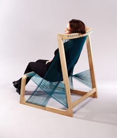 Home Improvement Blog: The Creative Furniture: Rope Chair Alvisilkchair