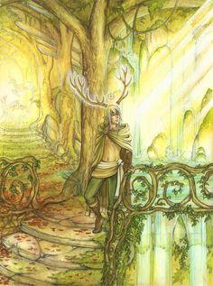 ✯ .:: Lost Prince ::. By ~Maiwenn✯
