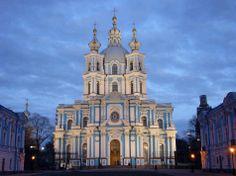 Sobór Smolny,Rosja