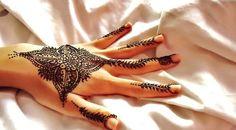 Henna and mehndi design
