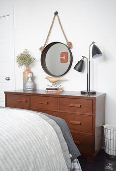 Boy's Boho Chic Bedroom Reveal + Tips for Layering Any Bed Boho Bedroom Diy, Home Decor Bedroom, Bedroom Ideas, Bedroom Inspiration, Blogger Home, E Design, Design Ideas, Interior, Layering