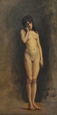 Unknown by Jean-Léon Gérôme