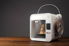 Kodama's Obsidian 3D printer is a rather capable printer at $99. It prints at a minimum resolution of 50 microns, and works with a wide range of materials. #3dprintertoys