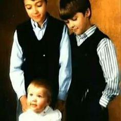 DG, Alex and Elena