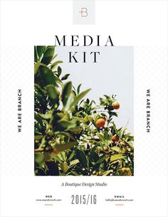 Does your blog or business have a media kit yet? Check out these 6 reason why you need one and start making yours on http://Canva.com toay!