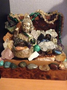 #crystal #altar