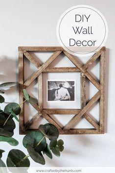 Home Interior Scandinavian DIY Wood Wall Decor.Home Interior Scandinavian DIY Wood Wall Decor Diy Wood Wall, Diy Pallet Wall, Diy Wall Art, Wooden Diy, Wood Art, Wood Walls, Wooden Decor, Diy Wood Box, Wooden Wall Art