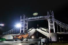 랜드로버 올 뉴 디스커버리, 타워브릿지 레고에서 세계 최초 공개 :: 다나와 DPG