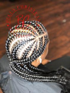 ideas ponytail ideas sleek ideas long hair ideas for quinces ideas layers ideas for round fat face ideas for hot days ideas for homecoming Black Girl Braids, Braids For Black Hair, Girls Braids, Hair Girls, Braided Hairstyles For Black Women, African Braids Hairstyles, Black Hairstyles, Curly Hair Styles, Natural Hair Styles