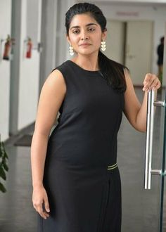 Nivetha Thomas (born 2 November is an Indian film actress who appears in Malayalam, Telugu, Tamil language films. Hollywood Actress Photos, Indian Actress Photos, Indian Film Actress, Indian Actresses, Beautiful Girl Indian, Most Beautiful Indian Actress, Beautiful Girl Image, Bollywood Actress Hot, Beautiful Bollywood Actress