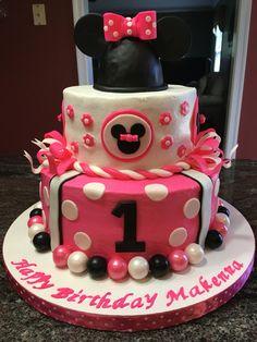 Cars cake happy birthday james dorries cakes pinterest car cakes minnie mouse makennas first birthday altavistaventures Image collections