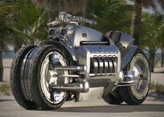 Moto+Dodge+Tomahawk+:+$550+000+entre+les+jambes