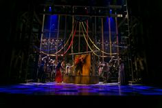 THE HUNCHBACK OF NOTRE DAME at Paper Mill Playhouse Photos by Jerry Dalia