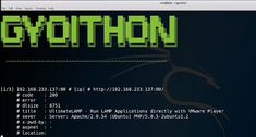 KitPloit - PenTest & Hacking Tools for your CyberSecurity Kit ☣: GyoiThon - A Growing Penetration Test Tool Using Machine Learning Security Tools, Computer Security, Computer Setup, Computer Technology, Best Hacking Tools, Red Hat Enterprise Linux, Custom Hang Tags, Ai Machine Learning, Linux Operating System