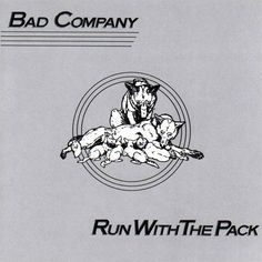 Bad Company Run With The Pack Vinyl 2lp Classic Album Covers