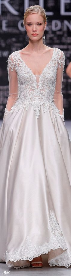 Spring 2020 Bridal Morilee Best Wedding Dresses, Wedding Gowns, Madeline Gardner, Mori Lee, Here Comes The Bride, Bridal Style, Glamour, Magazine, Couture