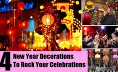 4 Best New Year Decorations To Rock Your Celebrations