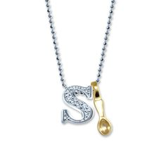 S is for spoon, specifically our new Mini Spoon! For centuries, silver and gold spoons have been given to babies as gifts to symbolize good fortune and often kept as keepsakes as children grow up. Keep the tradition alive with our Mini Spoon that can be worn by itself, with other minis, or paired with any Little Icon™ for a keepsake that will last a lifetime. #alexwoo #lovegold #futureheirlooms #putaminionit #spoon