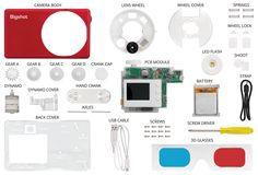 educational bigshot DIY digital camera