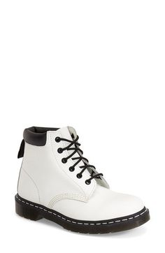 Sell my white heeled docs to replace with THESE