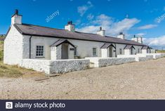 Wales Uk, North Wales, Anglesey, Cottage, Stock Photos, Island, Mansions, House Styles, Home