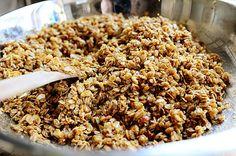 homemade granola bars by Pioneer Woman