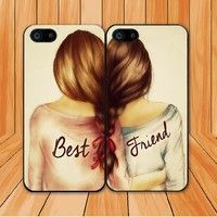 Best Friends Forever Couple Cases iPhone 4 4s case,iPhone 5 5s se case,iPhone 5C case,iPhone 6 6s case,iPhone 6 6s plus Case,Samsung Galaxy S3/S4/S5/S6/S7 Case,Samsung Galaxy Note 4 Case Phone case #Iphone4Cases