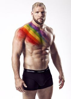 James Haskell - Rugby union player this man is solid bear