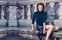 Friday's Girl | Greg Adamski #photography | Lone Wolf 4