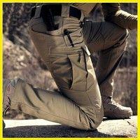 Commandez Tactical Military Cargo Pants Outdoor Sports Hiking Pants Trousers Combat Multi-pockets Pants Training Overalls Men's Cotton Pants sur Wish - Acheter en s'amusant Army Pants, Combat Pants, Military Pants, Khaki Pants, Men Pants, Sweat Pants, Tactical Cargo Pants, Tactical Gear, Trousers