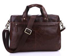 15 Handmade Men Large Bags Leather Bag for Men door BunnysGoods, $98.00