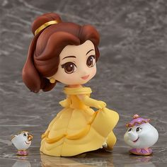 Nendoroid Belle - Beauty and the Beast