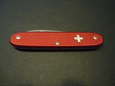 Victorinox red Alox Seaman *0.8030.20*