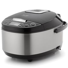 Aroma Housewares Professional (6 Cup uncooked rice resulting in 12 Cup Cooked rice), Rice Cooker, Food Steamer Slow Cooker, Stainless Steel Exterior >>> Want additional info? Click on the image.