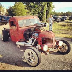 Hot Rod Power Tour 2012 - From The Participants' Eyes